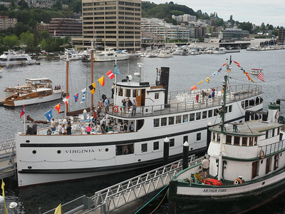 Center For Wooden Boats Festival at MOHAI