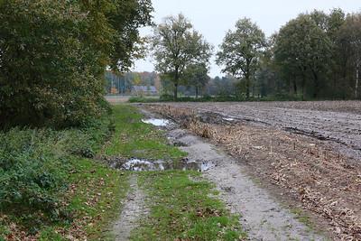 Bolle Akker - richting dorp