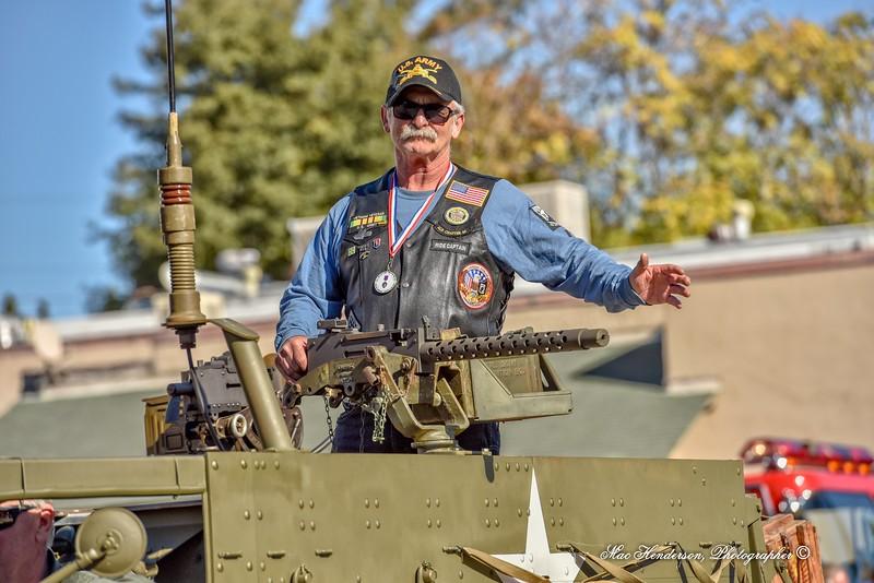 Auburn Veterans Day Parade