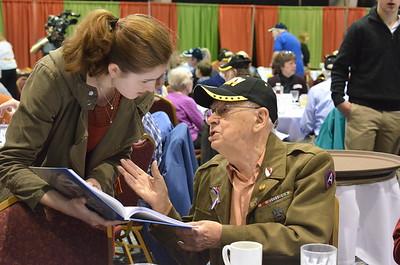 Veteran's Day 2016 best pics