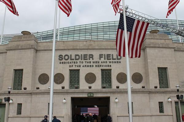 Veterans Day Ceremony 2015