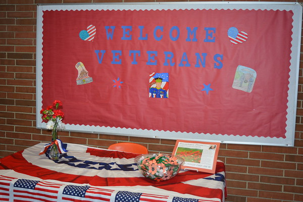 Veteran's Day Lunch @ LT Ball 11-10-17