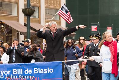 Veterans Day Parade 11-11-15