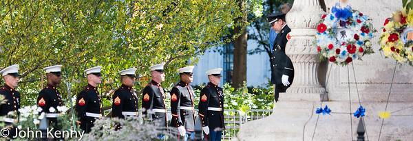 Veterans Day Parade 11-11-16
