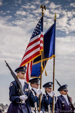 Veteran's Day Parade. Albany, Oregon 2016