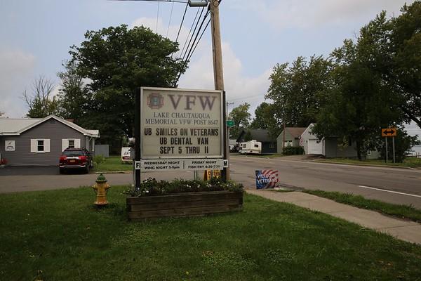 Veteran's - Mayville, NY MDU