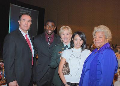 Congressman Trent Franks, Kevin Ivory, Dawn Lake, Laura Bringas and Hattie