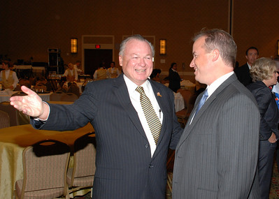 MajGen Paul Vallely and Jason LeVecke