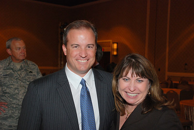 Jason LeVecke and Paula Pedene