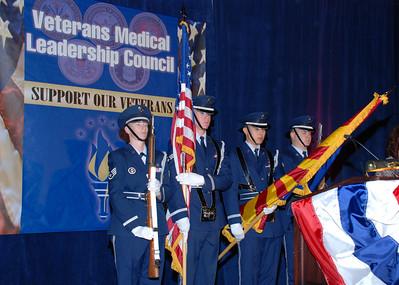 The Luke AFB Honor Guard