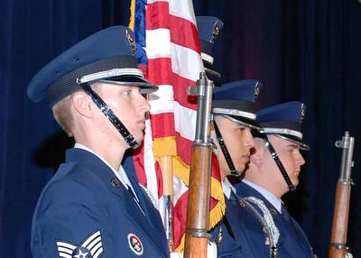 Luke AFB Honor Guard