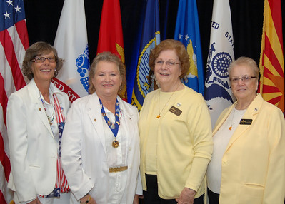 Carol Brown, Sharon Jones, Pat Kelly & Betty Crawford
