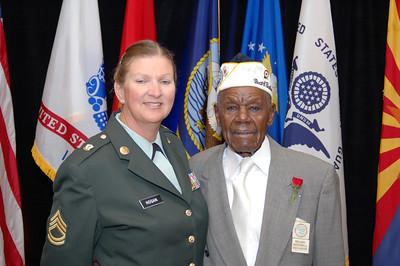 Mary Hogan & Nelson Mitchell