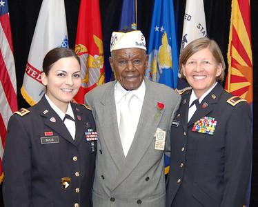 Rachel Baylis, Nelson Mitchell & Jody Reidenhour