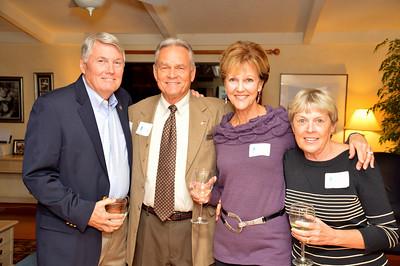 Denny McComb, Pete and Pat Reiniger & Karen McComb