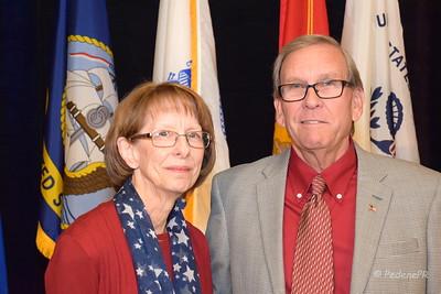 Linda and Garry Pantier