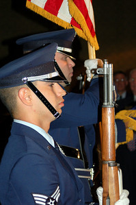 Luke AFB Color Guard