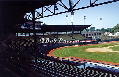 Veterans Memorial Stadium Demolished Cedar Rapids Iowa Bob Busser