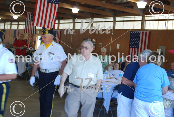 Honor Flight Chicago 2012 Fundraiser at Kendall County, IL Fairgrounds 7-20-12