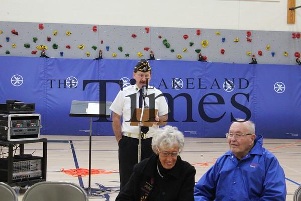 NLS Veterans Day