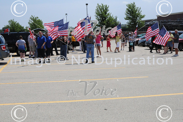 Operation Welcome You Home US Army Airborne Ranger Brett Perle 6-23-13