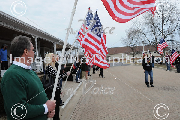 Operation Welcome You Home Army SPC Kyle Drew 3-30-13