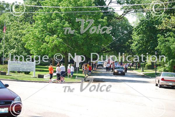 Oswego, IL Memorial Day Parade 5-30-11