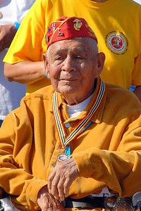 Mr. Anderson Navajo Code Talker