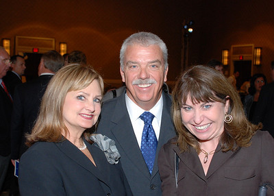 Trisha Anthony, Gordon James and Paula Pedene