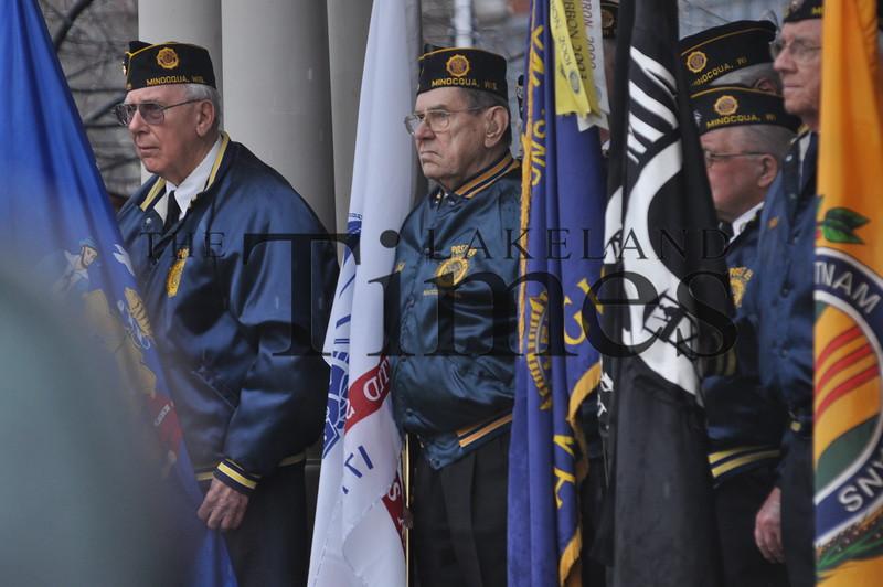 Veterans Day - Minocqua 2012