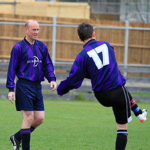 Veterans v Youth Managers 2012