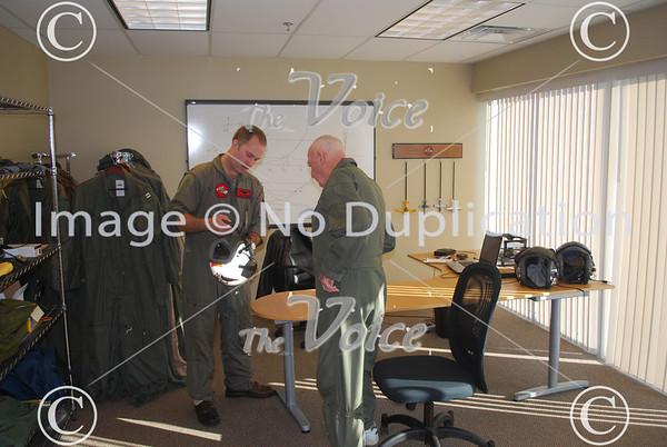 Vietnam Veteran Jack Roderick flies again at Aurora Area Airport in Sugar Grove, IL 9-29-12