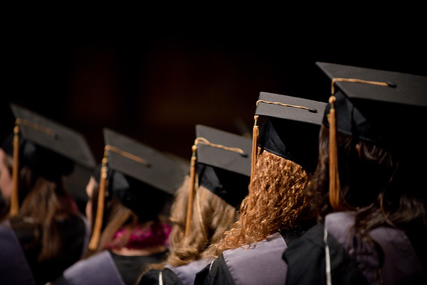 College of Veterinary Medicine Commencement