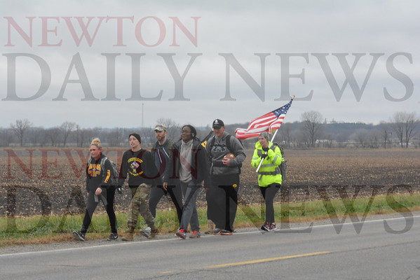 Vets Anti-Suicide Ruck March Nov. 23, 2016