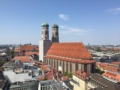 2015-08-25 - Munich MarienPlatz