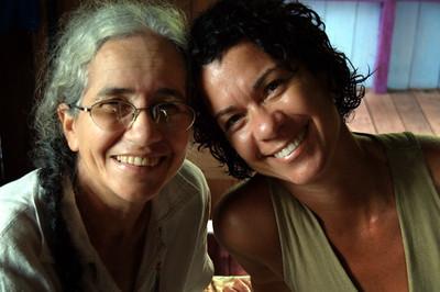 Maria Alice e Lila, Mapiá 2010