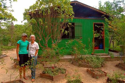 Centro Medicina da Floresta, Mapiá 2010