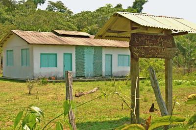 Centro de Saúde, Mapiá 2010