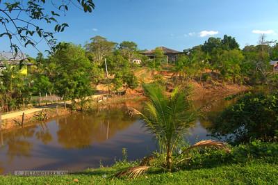 Açude, Mapiá 2010