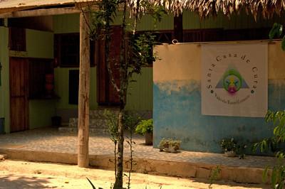 Santa Casa de Cura Padrinho Manoel Corrente, Mapiá 2010