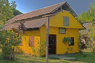 Casa de costura, Mapiá 2010