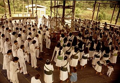 Céu do Mapiá, AM, 1988 © Juliano Serra
