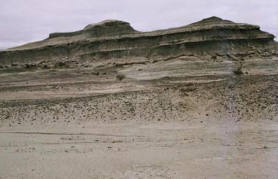 Argentina, Valle Fertil, 2007