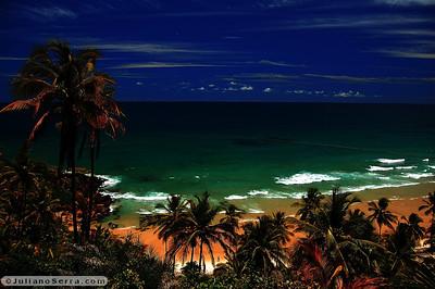 Praia de Itacarezinho, 2008