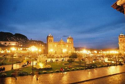 Cusco, Peru, 2003