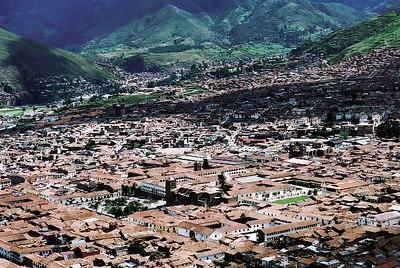 Cusco, Peru, copyright (c) JulianoSerra.com