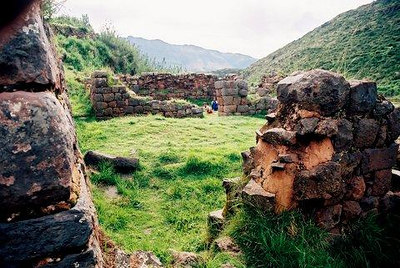 Tipon, Peru copyright (c) JulianoSerra.com