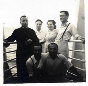 viagem 1948 Champlon