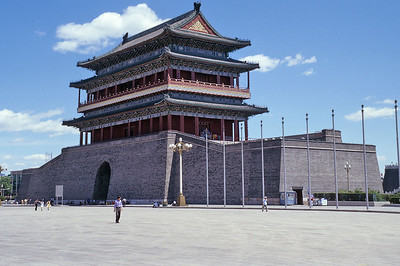 Qianmen gate, Beijing, China