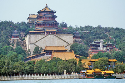The Summer Palace, Beijing, China